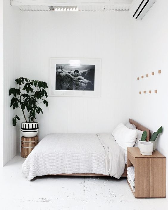 Minimalist Bedroom Rug