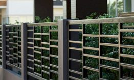 Install Gorgeous Fencing in Your Garden
