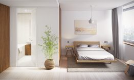 31 Minimalist Bedroom Ideas For Those Who Don't Like Clutter