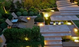 20 Yard Lighting Concepts You Can Do For Your Properties