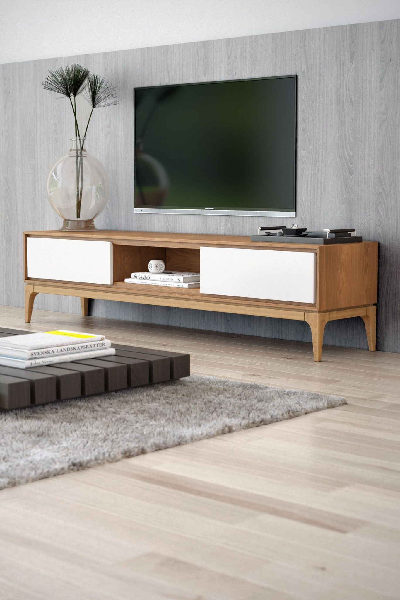 Wood Tv Stand Ideas