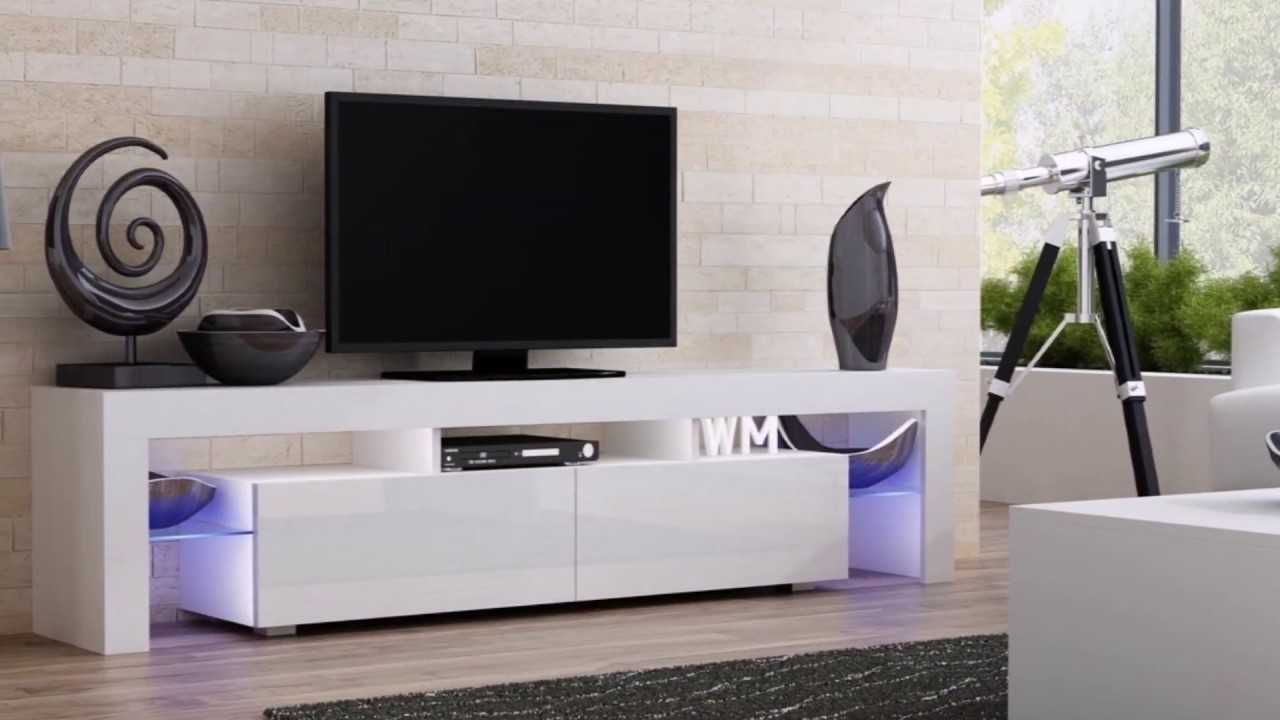 Simple Diy Modern Tv Stand Ideas You