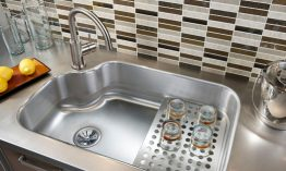 Beautiful Corner Kitchen Sink To Complement Your Design Style