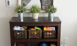 Tips How to Organizing Toys In Living Room