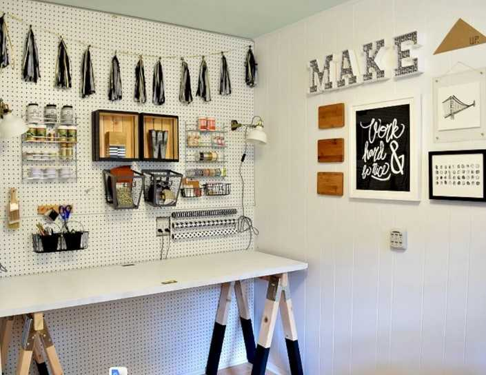 Best DIY Craft Desk Ideas – Source 954bartend.info