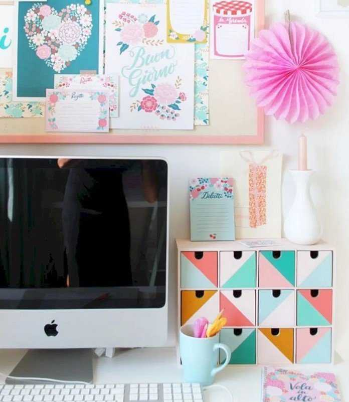 Creative DIY Craft Desk Ideas – Source Timkiemcongty.net