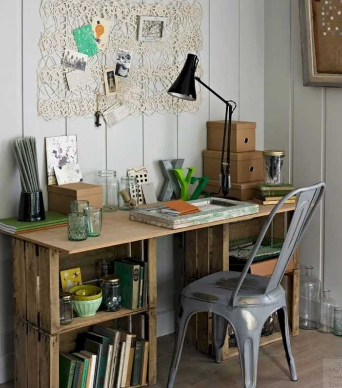 DIY Craft Desk Design – Source 954bartend.info