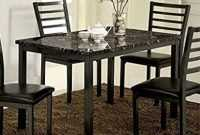 Dining Kitchen Table Dining Set Marble