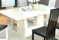 Marble Kitchen Table Idea – Source: jndautomotive.com