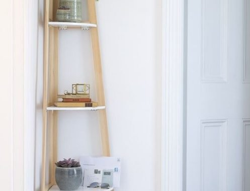 Stylish Corner Shelf