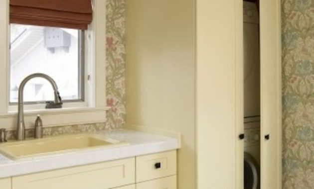 Creative Ways To Hide A Washing Machine In Your Home 13