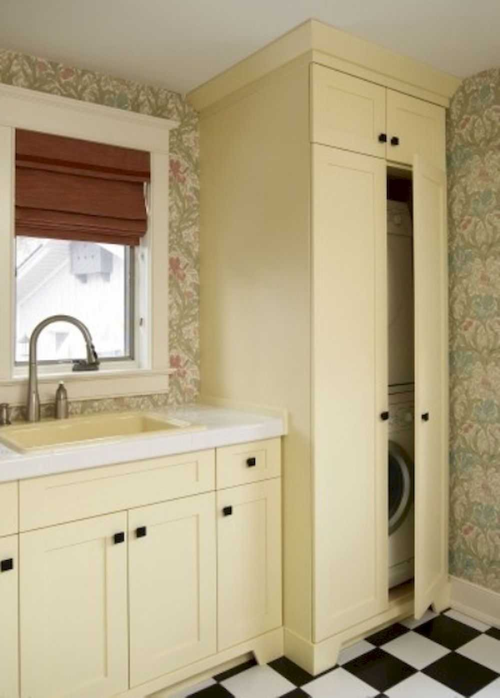 Creative Ways To Hide A Washing Machine In A Bathroom