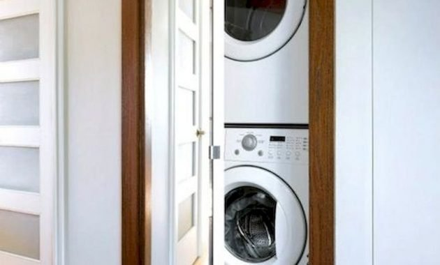 Creative Ways To Hide A Washing Machine In Your Home 23