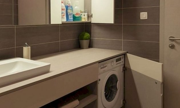 Creative Ways To Hide A Washing Machine In Your Home 7 554x839