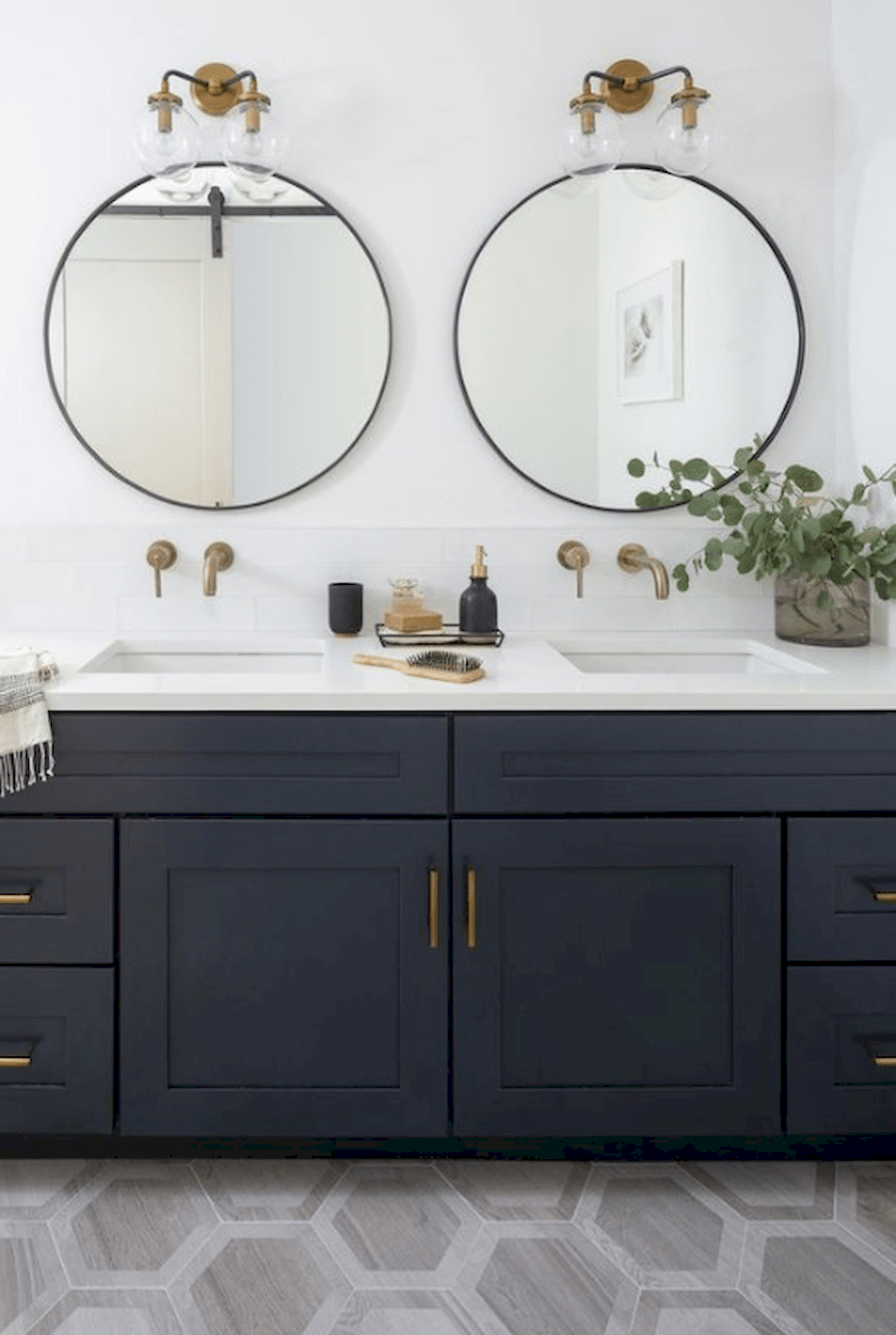 Bathroom Vanities With Mirrors