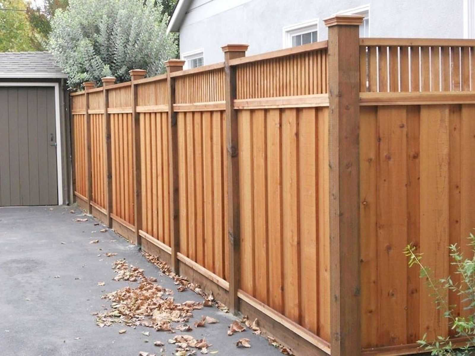 A Great Space For A Privacy Fence