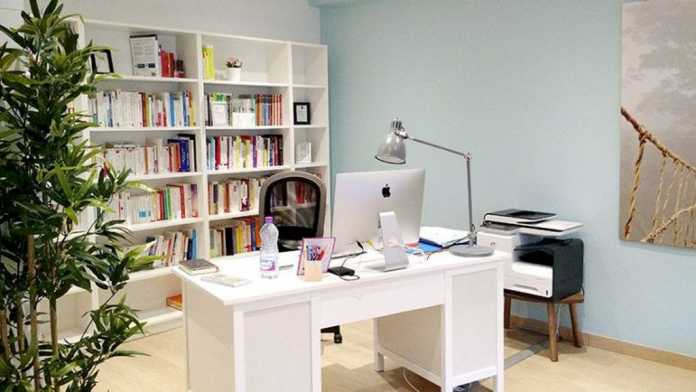 Billy Is A Practical Storage Solution For A Home Office Too