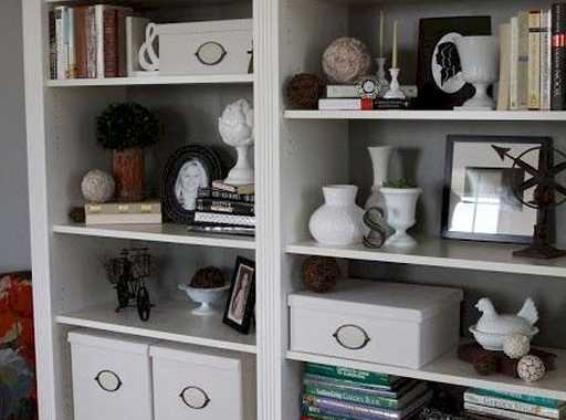Crown Moldings Will Change The Look Of A Ikea Billy Bookcase To Be More Expensive