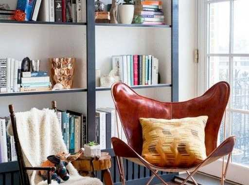 With Several Wood Boards You Can Make Billy Bookcase Looks Like A Modern Two Color Built In