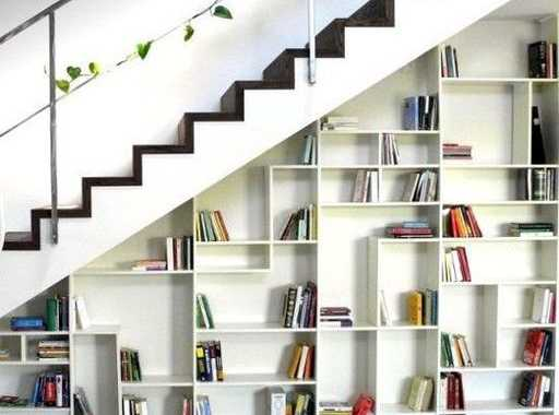You Can Turn It Into A Shelving Unit Into A Smart Under The Stairs Storage System
