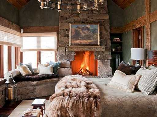 Rustic Interior Design