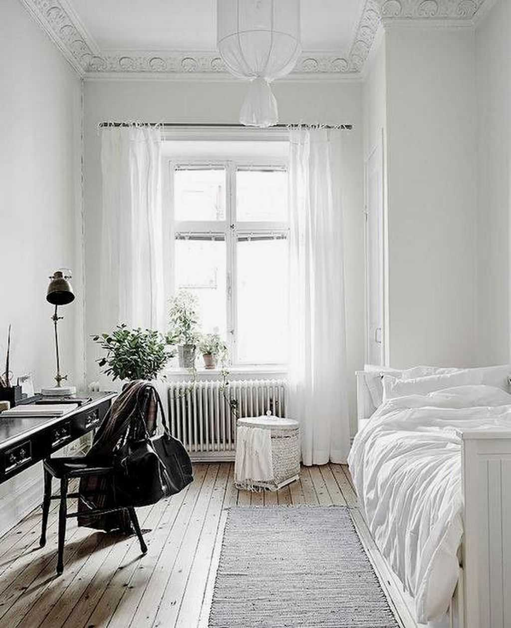 Bedroom And Home Office Combination