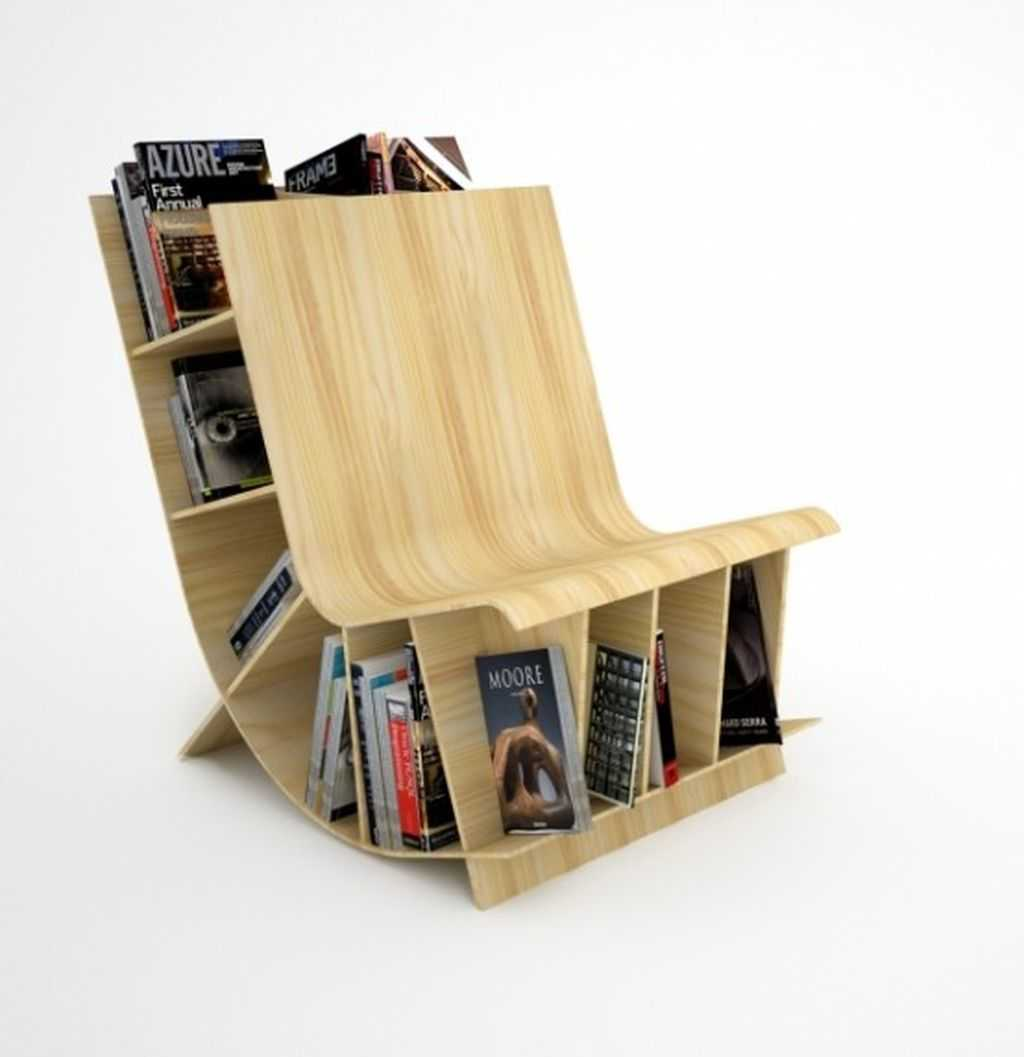 Creative Bookshelves Ideas