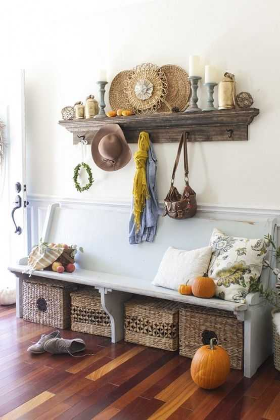 Farmhouse Entryway Decor