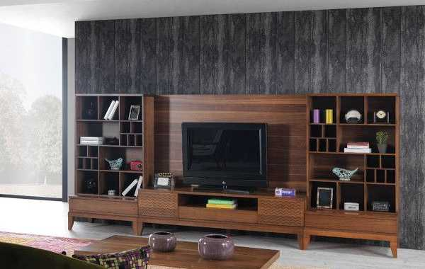 Truva Wall Unit By N Design