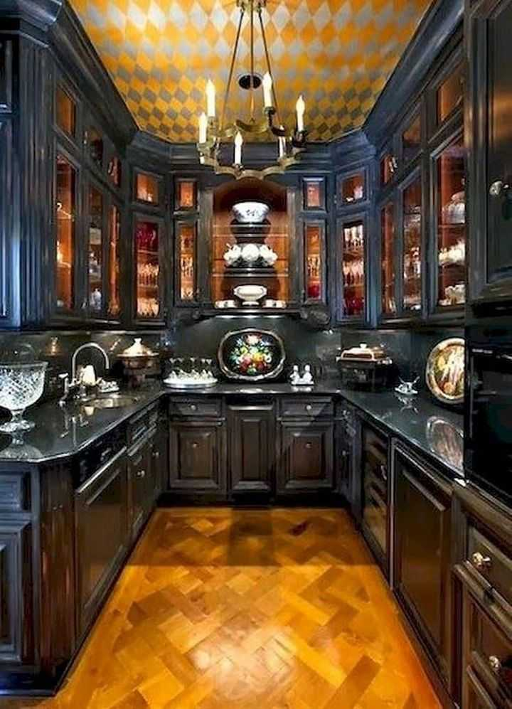 Gothic Kitchen Ideas Goth