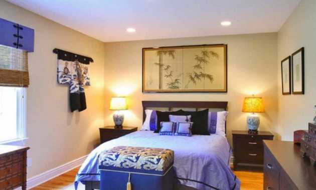 Incorporating The Color Blue To The Chinese Decor Makes The Color Look More Flattering And Regal