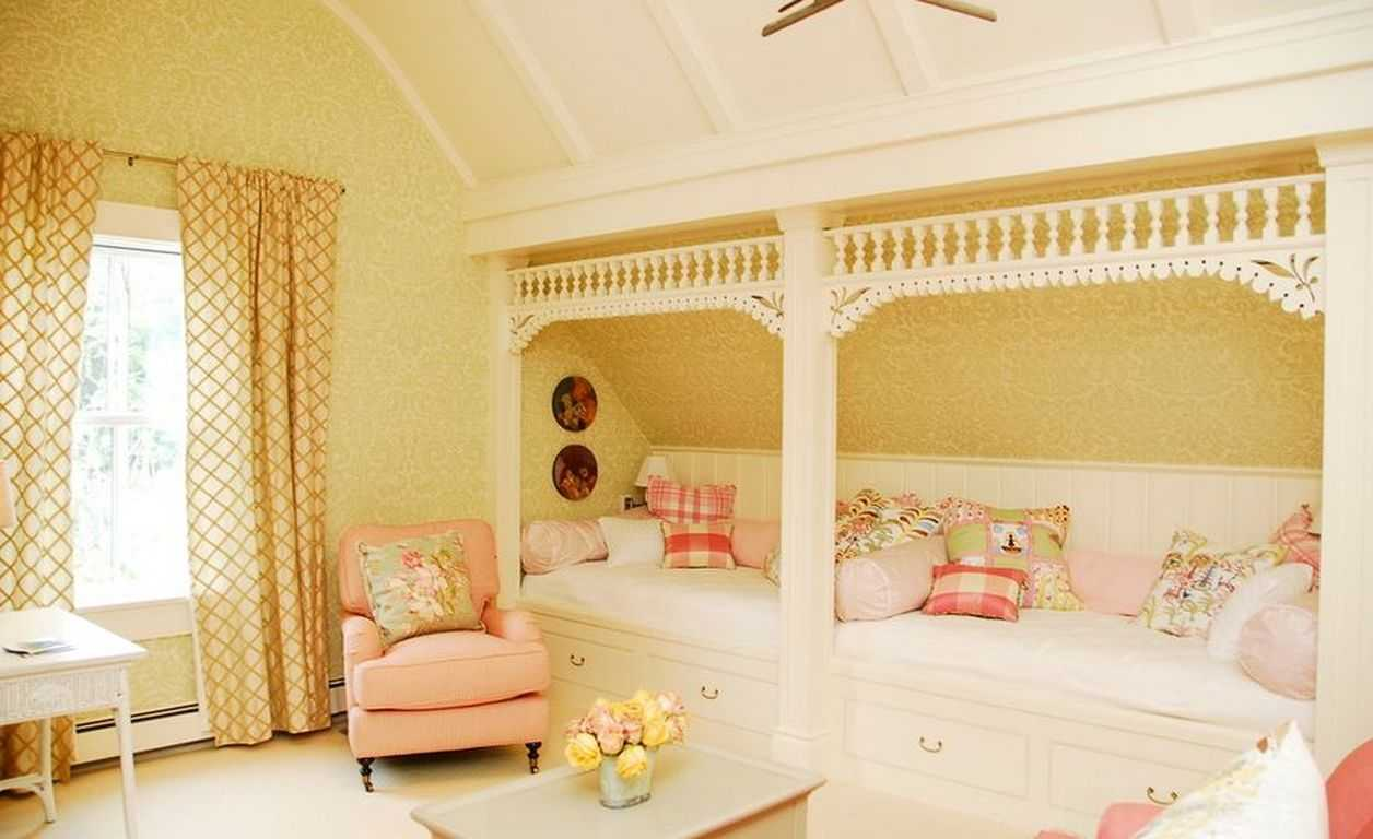 Alcove Bunk Cute Beds