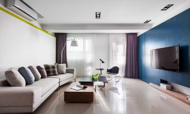 Baby Blue Living Room Walls Z Axis Design