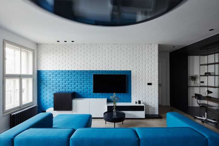 Blue And Grey Living Room Walls Smlxl